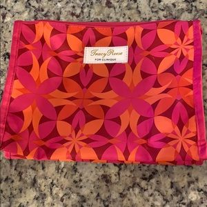 Tracy Reese for Clinique makeup bag